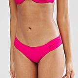 ASOS Fuller Bust Tab Side Bikini Bottom