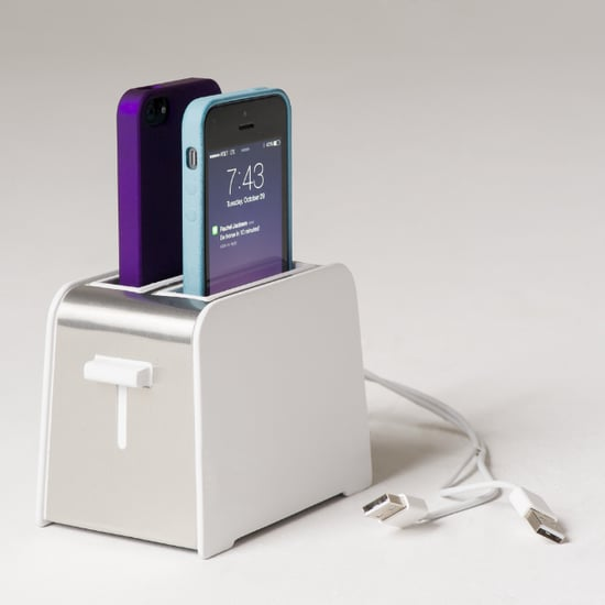 Foaster iPhone Toaster Dock