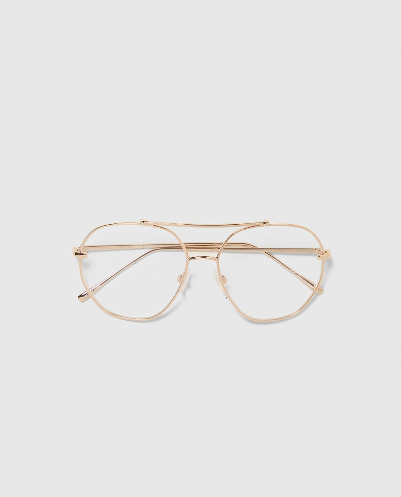 331b412ee1c Zara Retro Glasses