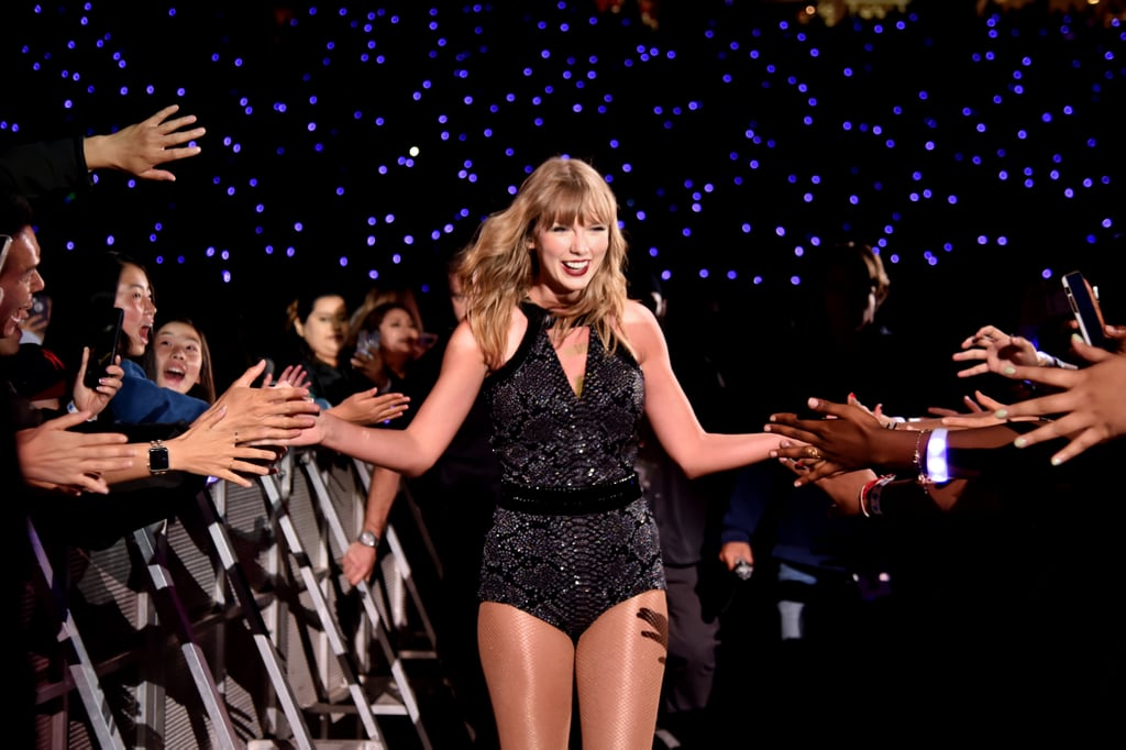 On top of all that, Taylor also received tour of the year at the American Music Awards, which was voted by fans.