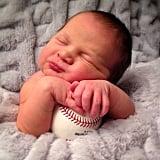 On a Baseball