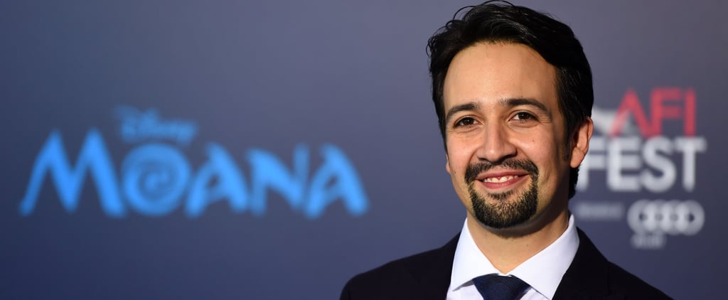 Watch Lin-Manuel Miranda Sing the Best Disney Songs, Immediately Be a Happier Person
