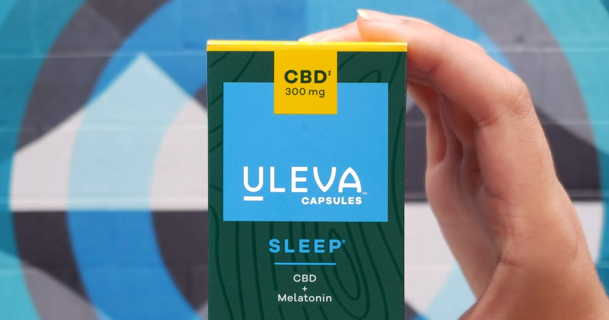I've Always Had Trouble Sleeping, Until I Tried This Combination of Melatonin and CBD