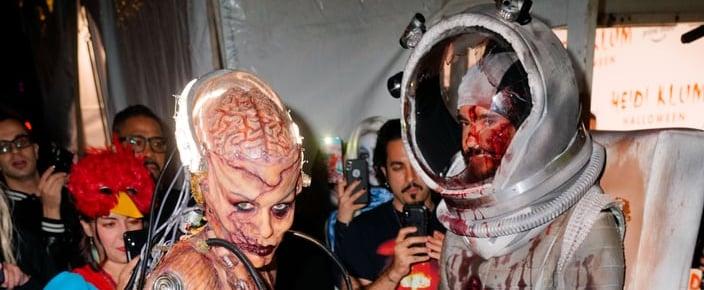 Heidi Klum's 2019 Halloween Costume Pictures