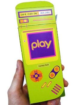 Game Boy Box of . . .