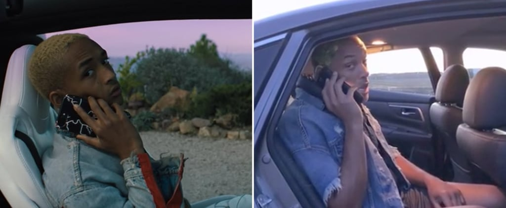 Will Smith Parodies Jaden Smith Icon Music Video