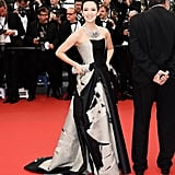 Zhang Ziyi attended The Bling Ring premiere.