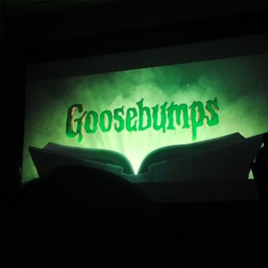 Goosebumps Movie at Comic-Con