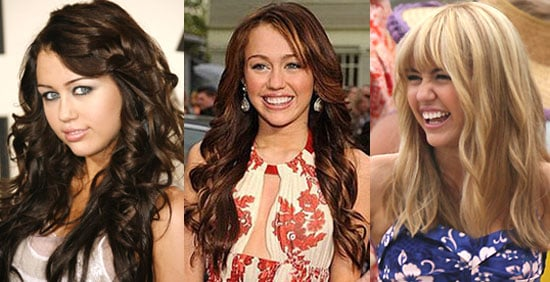 Which Hair Color Do You Like Best on Miley Cyrus?