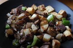 Versatile Side: Home Fries
