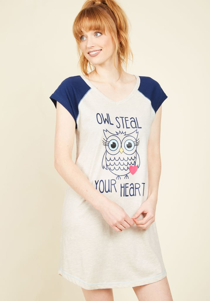 Hoo Do You Love? Nightgown