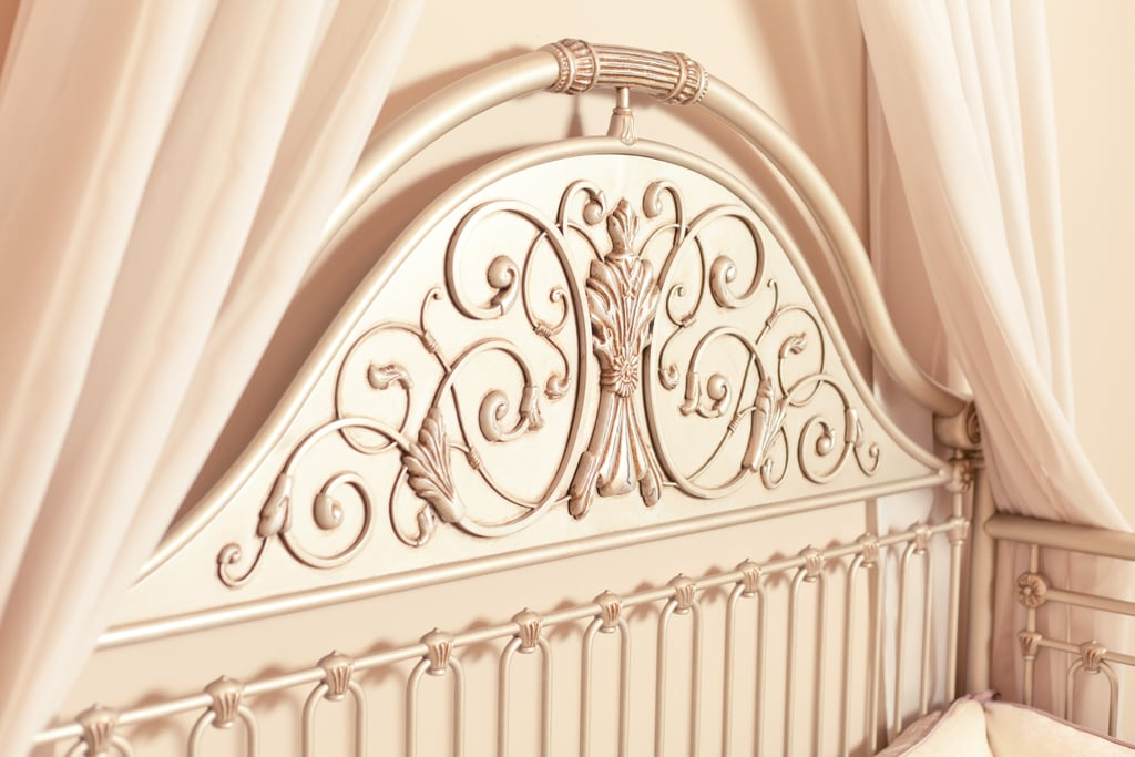 Detailed, Iron Crib
