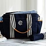 Navy Classic Diaper Bag