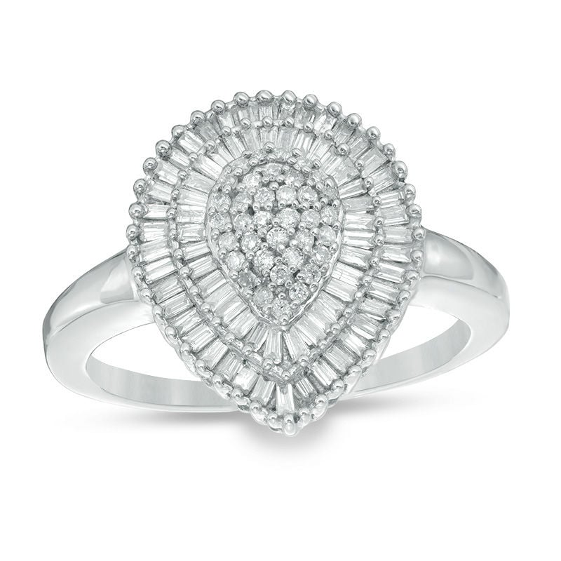 w t frame p tw in composite ct diamond white gold ring v