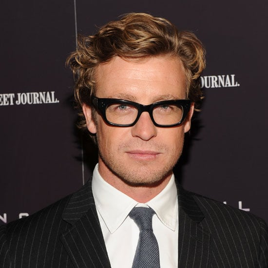 Simon Baker Announced as the Face of Givenchy's New Men's Fragrance