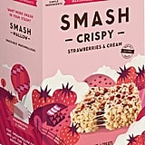 Smashmallow Strawberries & Cream Smashcrispy