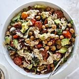 Chickpea Bacon Ranch Chopped Breakfast Salad