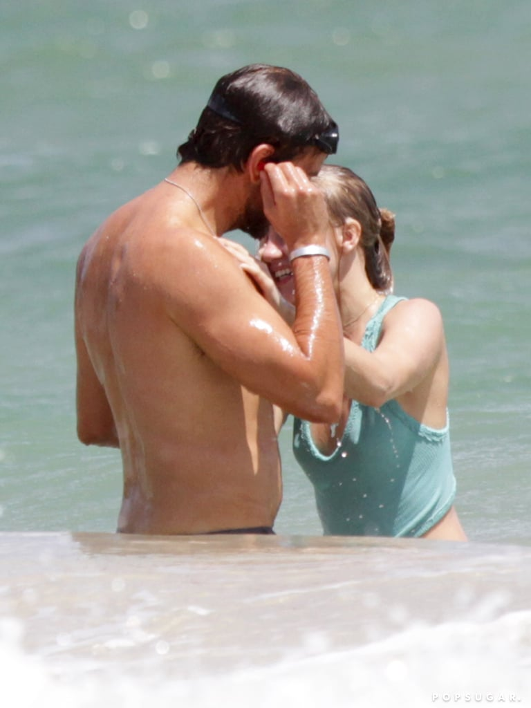Bradley Cooper and Suki Waterhouse Hit the Beach in Hawaii