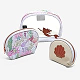 The Little Mermaid Loungefly Makeup Bag Set