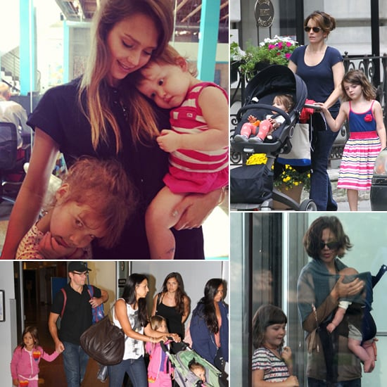 12 Celeb Families Where Little Girls Rule the Roost