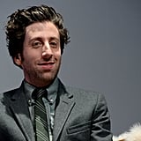 Simon Helberg in Real Life
