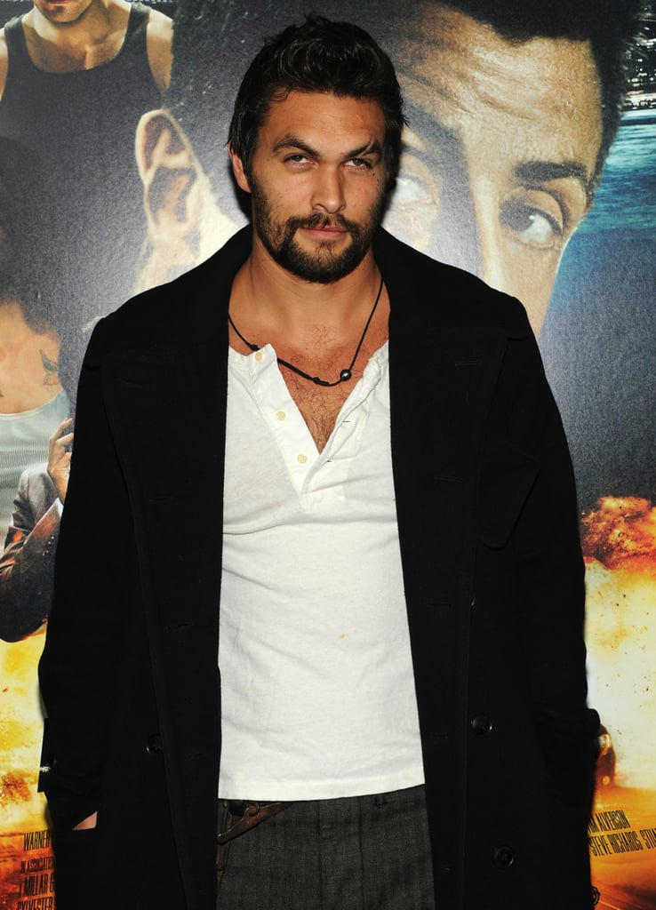 Jason Momoa has joined the Batman vs. Superman film starring Henry Cavill and Ben Affleck. It's unknown who Momoa will play.