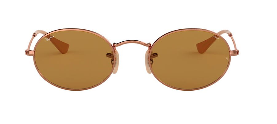 Ray Ban - Oval Sunglasses