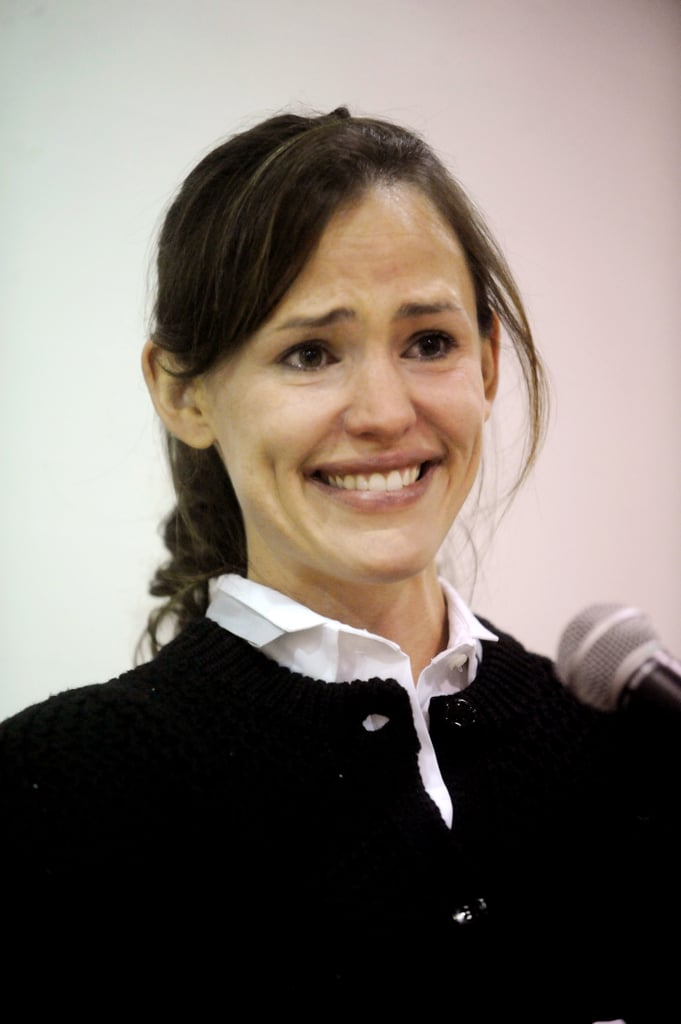 Pictures of Jennifer Garner With the Kids