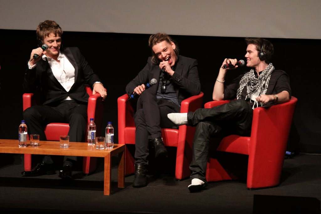 Photos From Rome Film Festival — New Moon