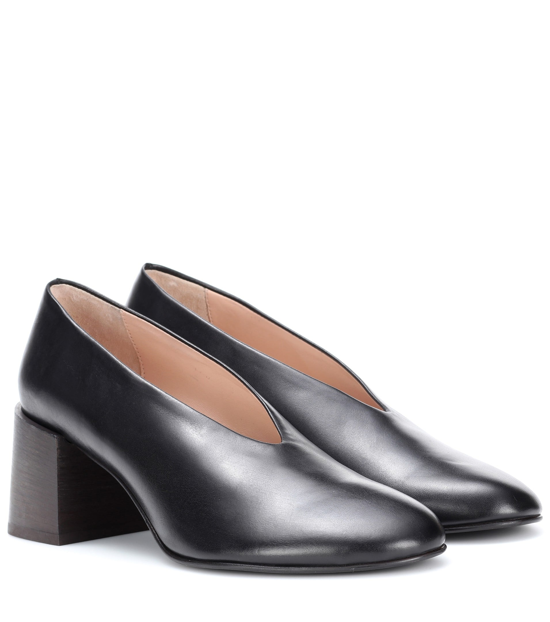 Acne Studios Sully Leather Pumps