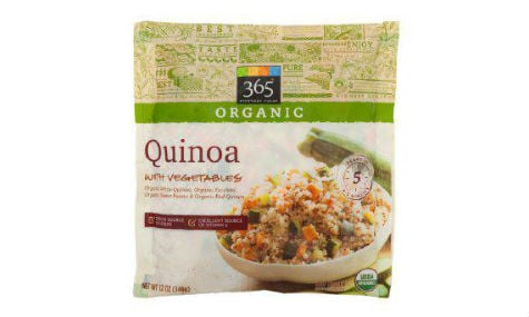 Whole Foods 365 Organic Quinoa With Vegetables