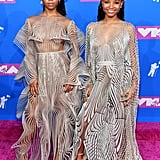 Chloe and Halle's Cutest Pictures