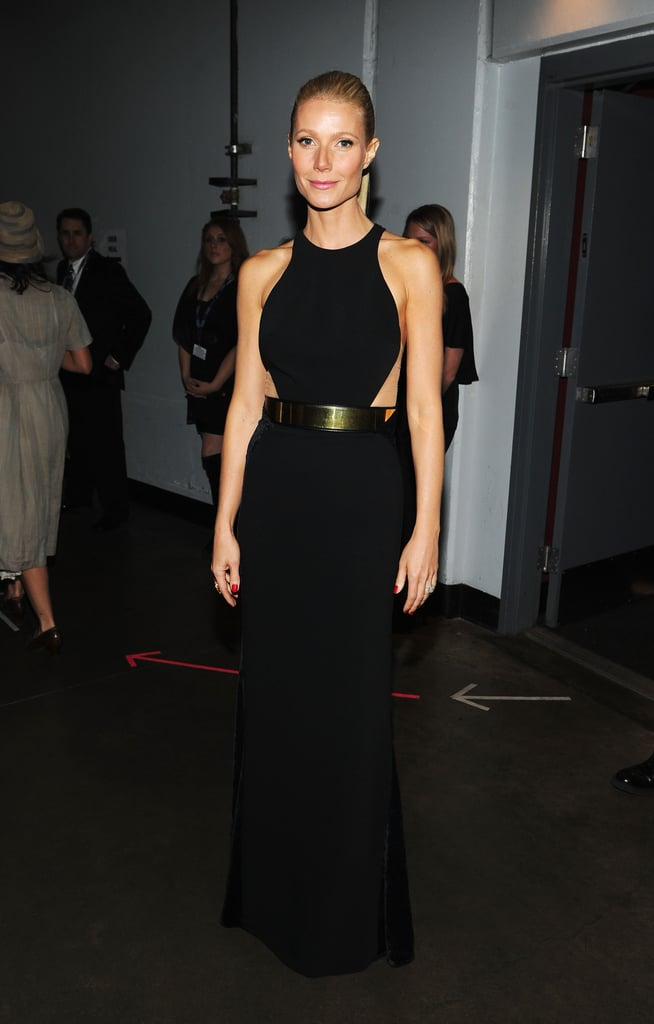 Gwyneth Paltrow picked Stella McCartney for the 2012 Grammys.