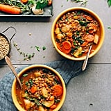 One-Pot Vegan Lentil Soup