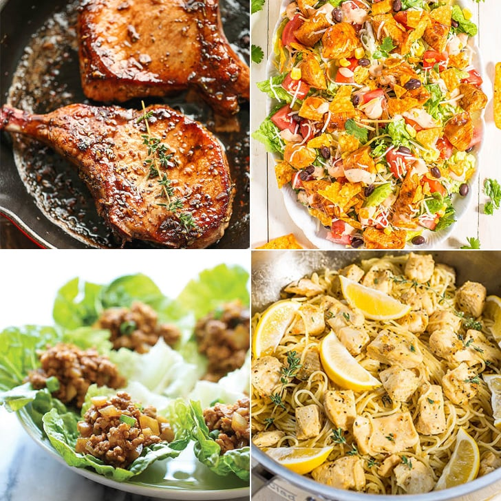 20-Minute-Meal Ideas