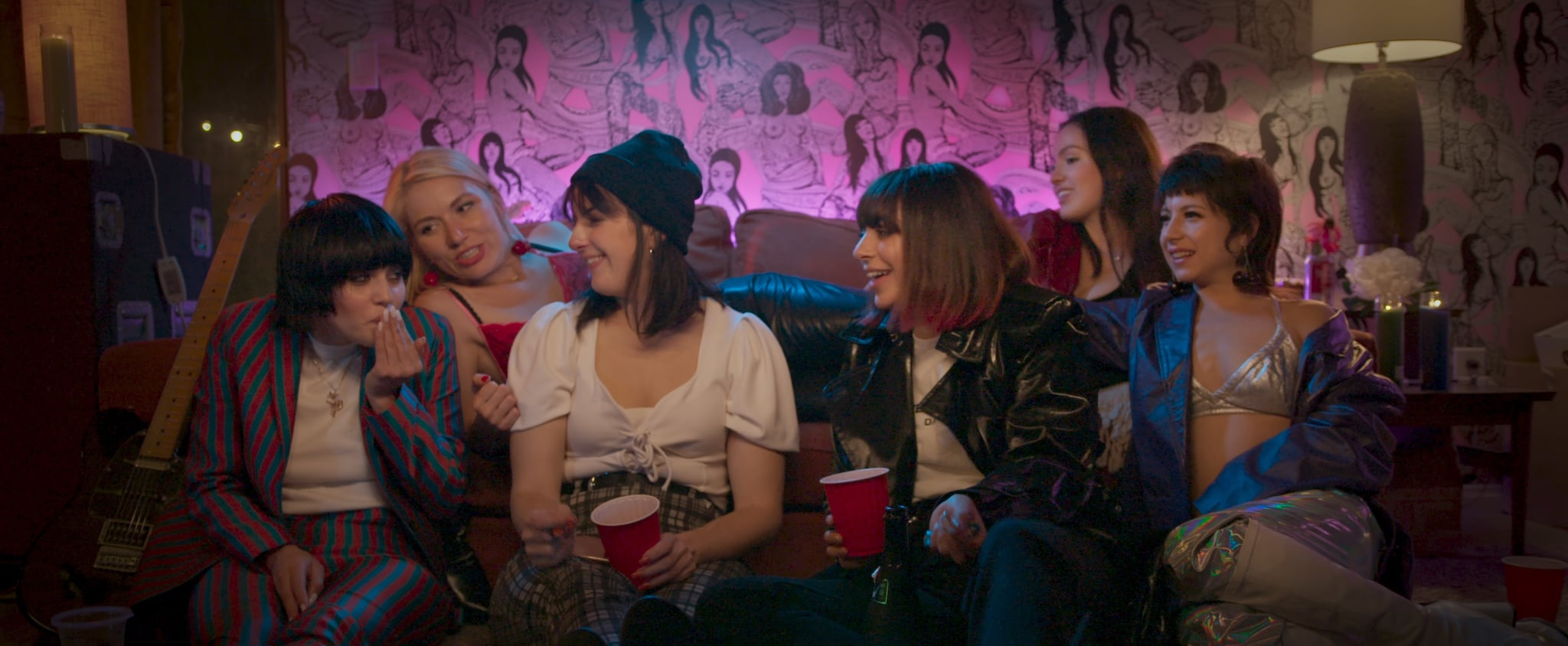 What Is Netflix's I'm With the Band: Nasty Cherry About?