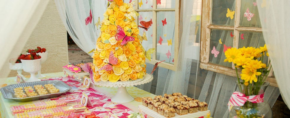 44 Bright and Bold Ways to Celebrate Spring Birthdays