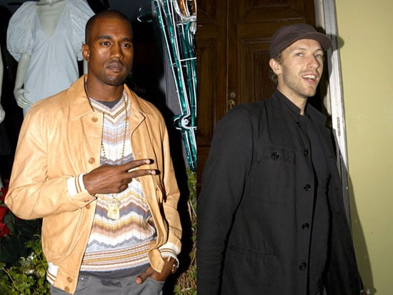Kanye West and Chris Martin Collaboration Coming Soon