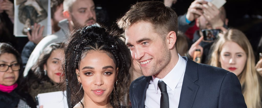 Robert Pattinson Is Reportedly Leaning On Pal Katy Perry After FKA Twigs Split