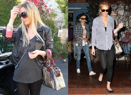 Lindsay Lohan Sued For Stealing Fur Coat