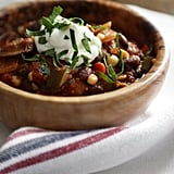 Slow-Cooked Vegetarian Chili