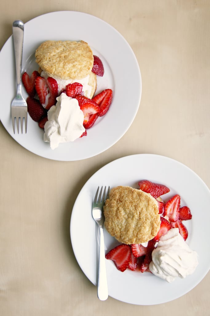 Spring and Summer Aren't Complete Without Strawberry Shortcake