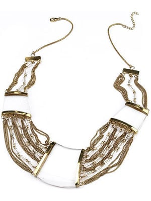 Love it or Hate it: Perspex Necklace
