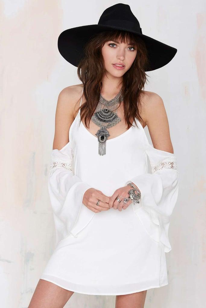 Nasty Gal Belica Cutout Dress ($58)