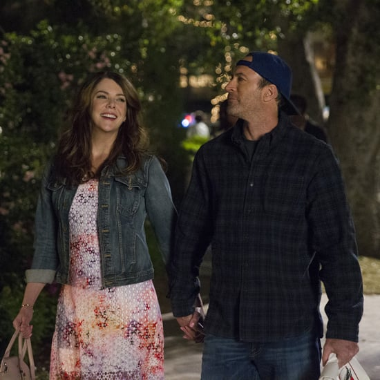 Scott Patterson Talks About Gilmore Girls Wedding