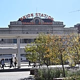 Go to Union Station