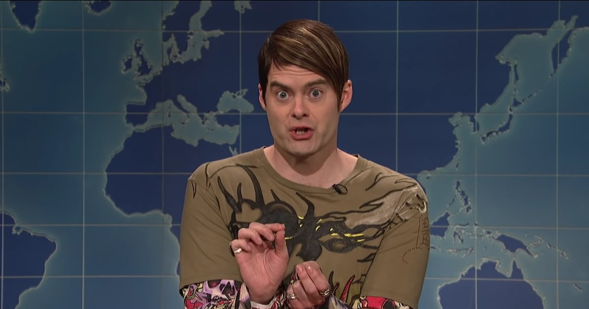 Watch Stefon's Best Weekend Update Moments on SNL | POPSUGAR Entertainment