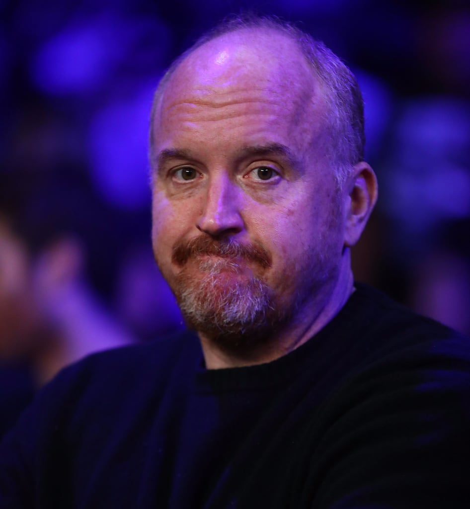 Celebrities React to Louis C.K.'s Sexual Misconduct