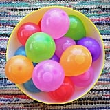 Throw Water Balloons
