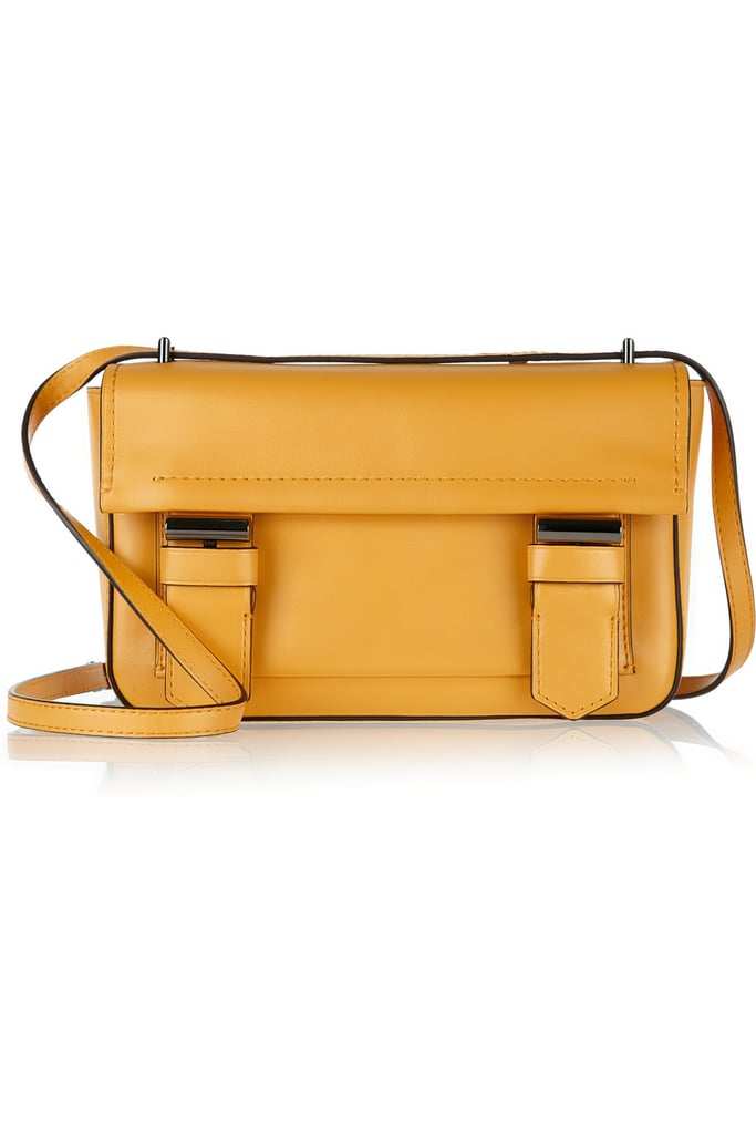Reed Krakoff Academy Leather Shoulder Bag ($594, originally $990)